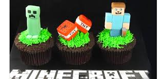 minecraft cupcake ideas learn how to make these adorable minecraft figurines minecraft