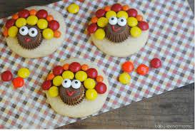 turkey sugar cookies 15 creative thanksgiving cookie recipes