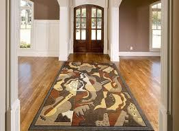 add a mid century modern custom rug to your decor