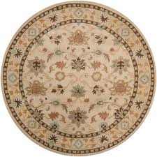Round Persian Rug Homely Inpiration 9 Round Rug Amazing Decoration Round Persian