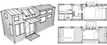 tiny plans tiny house plans on trailer modern floor wheels houses interior