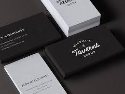 Minimal Business Card Designs 75 Minimal Business Cards Designs For Inspiration Idea