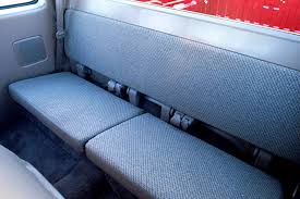 Toyota 60 40 Bench Seat 1993 98 Toyota T100 Consumer Guide Auto