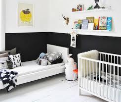 chambre fille noir et blanc céleste decoration chambre d enfant vos idées de design d intérieur