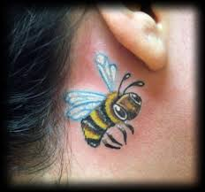 bumble bee tattoos tattoofanblog