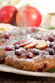 slow cooker apple cranberry upside down cake the suburban soapbox