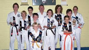 Barnes Karate Karate Kids And Grown Ups Shine At Nationals Camden Haven Courier