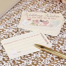 Wedding Wishes Book Wedding Wishes Guest Book