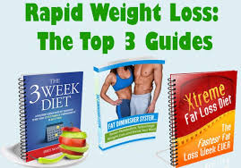 rapid weight loss diets the 3 guides you need to know