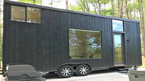 japanese inspired tiny home w tremendous wide open glass windows