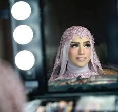Jasa Make Up Artist jasa make up pengantin muslimah di 081 215 689 440 rahma