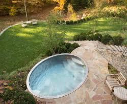 Mountain Lake Pool Design by Stainless Spa Stainless Steel Tub Luxury Spas Diamond Spas