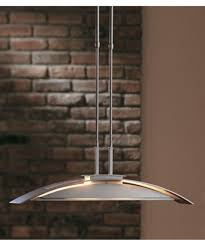 hubbardton forge 137580 bent plane 28 inch wide 2 light large