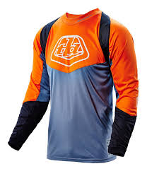 troy lee designs motocross gear troy lee radius adventure jersey 2016 revzilla