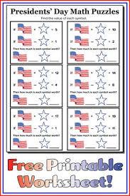all worksheets presidents day worksheets for kindergarten
