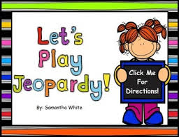 Jeopardy Template Activinspire Flipchart By Samantha White Tpt Jepordy Template