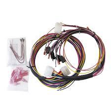 gauge wire harness universal for tach speedo elec gauges incl
