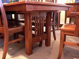delightful design craftsman dining table classy perfect craftsman