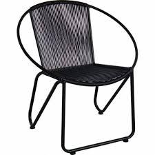 siege plastique fauteuil foma marque hanjel siège de salon façon chaise en rotin