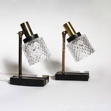 modern black table project sarafan pair of 1960s table lamps midcentury modern black