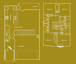 Luxury Townhomes Floor Plans Floor Plans The Revelry Townhomes In College Station
