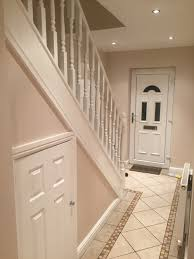 Hallway Paint Ideas by Hallway Dulux Natural Hessian Our First Home Pinterest