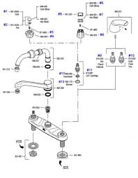 peerless kitchen faucet repair parts kitchen faucet repair parts rapflava