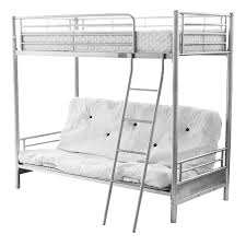 futon metal sofa bed engaging metal bunk frame with natural futon mattress sofa beds twin