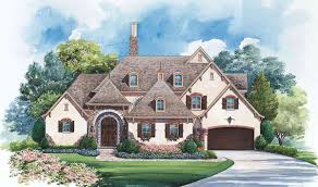 eplans french country house plan three bedroom french country