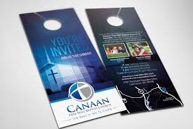 door hanger flyer template door hangers compel graphics printing