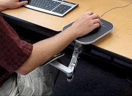 gadgets du bureau l accoudoir de bureau réglable ergoguys vous aide à éviter une