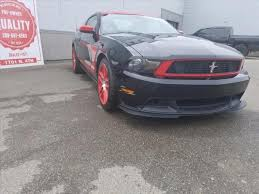 Black Mustang Boss 302 Ford Mustang Boss 302 Laguna Seca For Sale Used Cars On