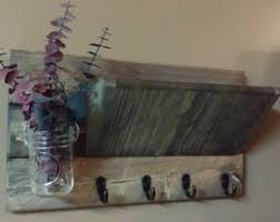 Decorative Key Racks For The Home Mail And Key Holder Etsy