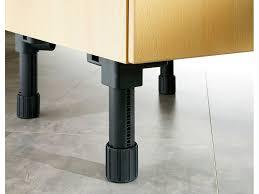 pied de meuble cuisine recouvrir meuble cuisine étourdissant pied de meuble de cuisine