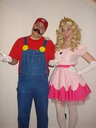 Peach Halloween Costume Halloween Costumes Couples Lipstiq