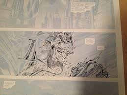 jim lee scott williams batman page preview by travinapple on