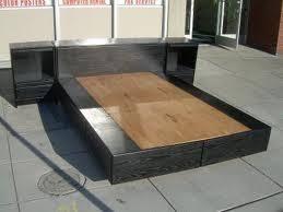 Homemade Bed Platform - 28 best platform bed images on pinterest modern beautiful and