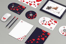 corporate design corporate identity daydreamer corporate design by necon