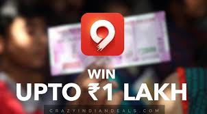 9apps loot and trick to get unlimited paytm cash new year offer