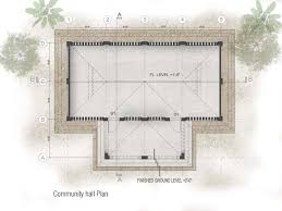 floor plan of a mosque disappearing lands supporting communities affected by river