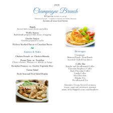 brunch wedding menu brunch menu weddings banquets and special events webster ny