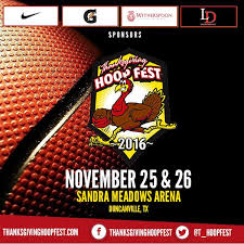 8th annual thanksgiving hoopfest arena