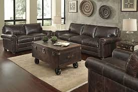 Discount Leather Sofas by Living Room Lane Leather Reclining Sofa And Loveseatlane With