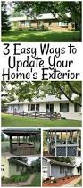 how to update your house three easy ways to add curb appeal the cards we drew