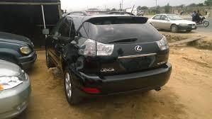 lexus suv price in nigeria 2004 lexus rx330 3 3l fwd u2013 spot dem
