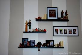 bedroom pretty decorative wall shelves awesome about remodel