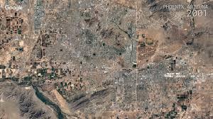 Arizona Map Google by Google Timelapse Phoenix Arizona Youtube