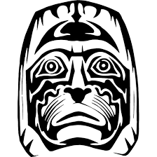 african tribal mask vector download at vectorportal