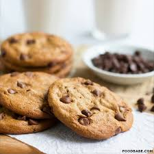 flourless chocolate chip cookies gluten free and amazing