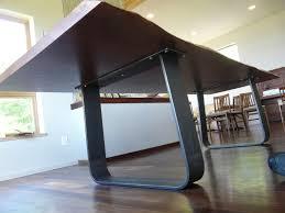 in metal table legs heavy metal works heavy steel table legs